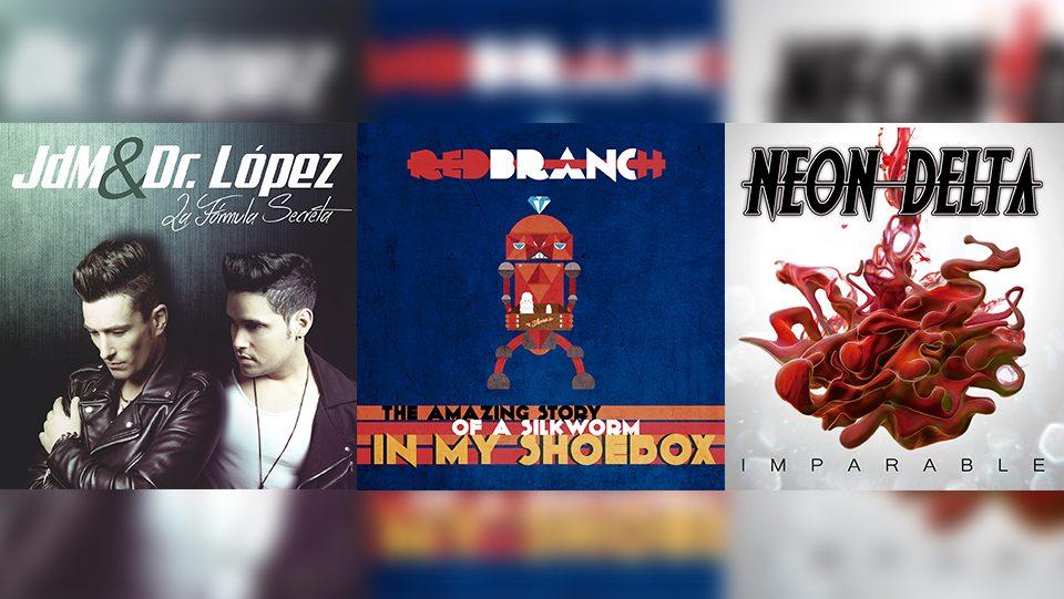 Ya a la venta los discos de Extreme Music en The Garage 7